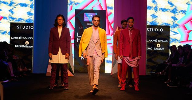 Leading Fabric Brand Grado Associates With Lakme Fashion Week 2019 Textile Excellence Textile Apparel Newspaper Magazine