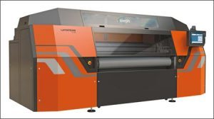 Aleph All Set For Spectacular Digital Printing Display At