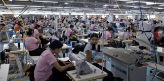 China Textile Workers