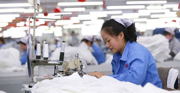 Chinese Textile Companies Bank On BRI For Growth