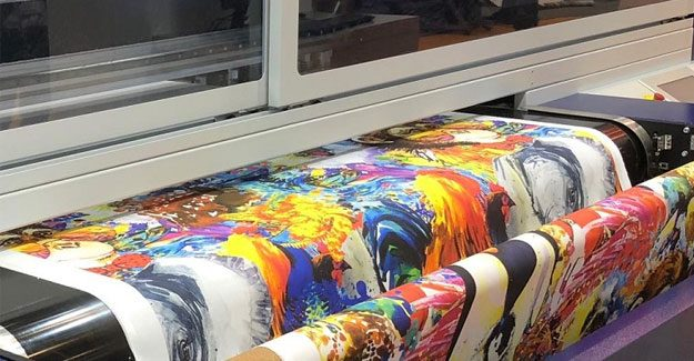 Digital Printing Driving Innovation In Textile Printing