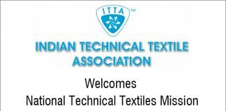 ITTA Welcomes National Technical Textiles Mission