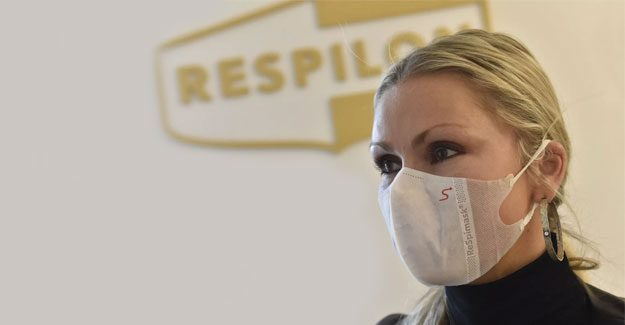 Respilon Claims Its Face Mask Can Kill nCoV