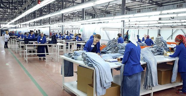 Turkish Textile Industry Flooded With Orders As COVID-19 Continues