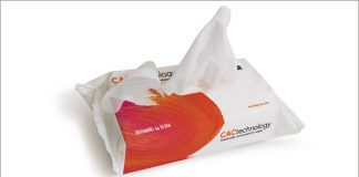 Mondi sets its sights on fully biodegradable nonwovens for wipes with new CAC line.